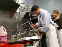 Praca Anglia w gastronomii-pomoc kuchenna dla par i grup Minehead