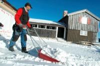 Fizyczna praca Norwegia od zaraz przy odśnieżaniu chodników bez języka Lillehammer