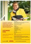 Niemcy praca na wakacje 2017 dla studentów na stanowisku Listonosza w Wiesbaden
