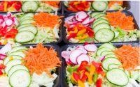 Produkcja sałatek owocowych i warzywnych fizyczna praca w Niemczech, Schwalmtal