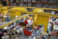 Sortowanie odzieży oferta fizycznej pracy w Niemczech od zaraz bez języka Essen 2019