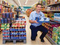 Fizyczna praca Holandia od zaraz przy wykładaniu towaru w supermarketach Amsterdam 2019