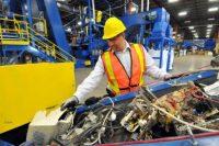 Przy recyklingu od zaraz fizyczna praca w Holandii, Amersfoort 2019