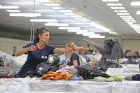 Sortowanie odzieży bez języka dam fizyczną pracę w Niemczech od zaraz Essen